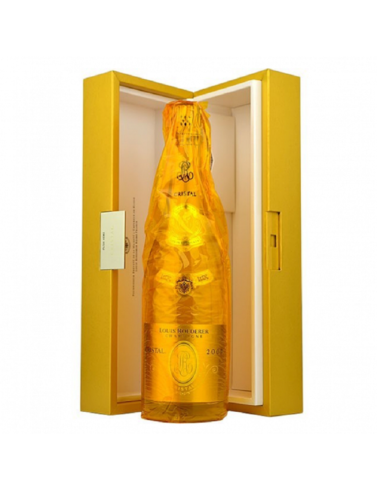 Champagne Cristal Roeder